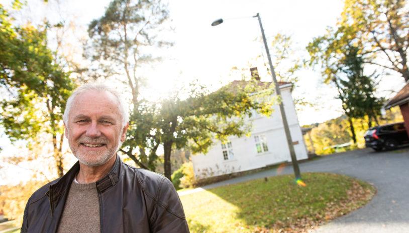 Paul Møller: Opplevelse og erfaring – psykose og selvforstyrrelse