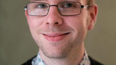 Oppdaget: Marius Strøm Pettersen er i dag programkoordinator.